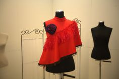 """Redesign; Dress to a top Episode 1  """"Det store symesterskapet"""" NRK 1 (The great sewing competition)"""