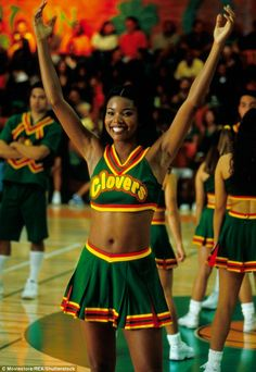 Flashback: Gabrielle played a cheerleader in the hit movie Bring It On, which was released seventeen years ago Teen Movies, Iconic Movies, Movie Tv, Pop Culture Halloween Costume, Halloween Costumes, Halloween Outfits, Halloween Ideas, Movies Showing, Movies And Tv Shows