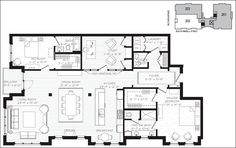 Luxury Condo Floor Plans | providence east side luxury condo condominium