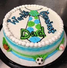 Image result for fathers day cakes
