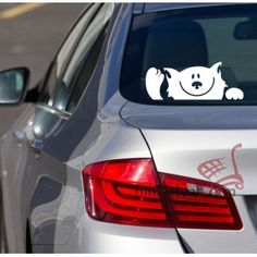 Car stickers>Cat head for sale from 4.49 #wall #art #stickers #decal