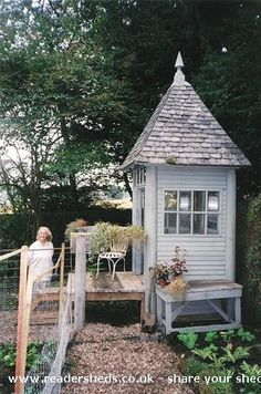 'French' Summerhouse