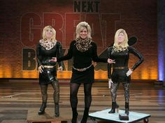 Theresa Caputo on Next Great Baker!