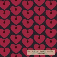 Hearts by Flavia Carvalho Pinto