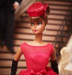Little Red Dress Barbie® Doll
