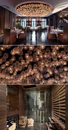 Restaurant And Bar Designs Pictures | ... Restaurant Beautiful Interior  Design Bar And Restaurant Taboo Lounge | Bar Design | Pinterest | Beautiful  Interior ...