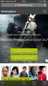 Im Jahr 2014 wurden über betterplace.org wieder mehr als 5 Mio. EUR an soziale Projekte gespendet. Aus unserer Analyse des Spendenverhaltens leiten wir unsere