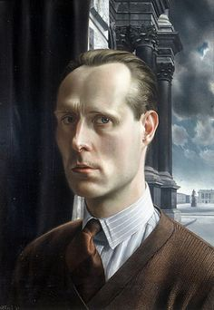 Carel Willink - a dutch art painter  ( 1900 - 1983 ) magisch realisme