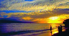 Lahaina Maui sunset 9-15-13