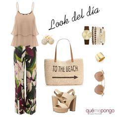 Nuestra propuesta de look ideal para este fin de semana. =) #quemepongo #persoanalshopper #asesoriadeimagen #look #outfit #friday