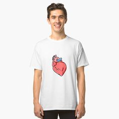 """Football Footballspieler Comic"" T-Shirt von diemar Graffiti, Baseball Mascots, Comic, Bowler Hat, Portfolio, Unisex, Pastel Blue, My T Shirt, Tshirt Colors"
