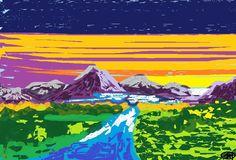 Digital Painting # 12