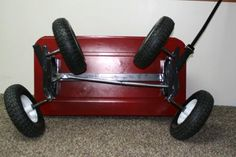Offroad wagon tech - Page 2 - : and Off-Road Forum Toy Wagon, Radio Flyer Wagons, Car Buying Guide, Utility Trailer, Kids Ride On, Pedal Cars, Wheelbarrow, Used Cars, Offroad