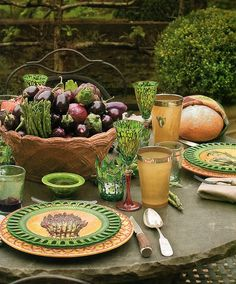 """Gathered Garden Collection"" designed by Ryan Gainey."
