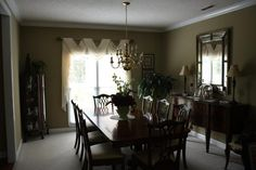 Dining room Dining Room, Mirror, Furniture, Home Decor, Decoration Home, Room Decor, Mirrors, Home Furnishings, Home Interior Design