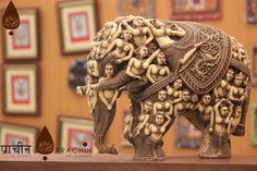 The Best Collection From Artist Across India In Stores Now. More Range & Varieties Visit Our Showroom's.  For More Information, Visit Us :-www.prachin.co.in Mail Us :- info@prachin.co.in  Call Us At :- +91-9741111055, +91-9741111066  For More Updates Or Any Q&A Leave Us A Message At : www.facebook.com/prachinartandcrafts #Prachin #Gifts #Panchaloha #Elephant