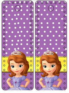 Sofia the First: Free Party Printables and Images. | Oh My Fiesta! in english