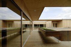Lar de Idosos Peter Rosegger / Dietger Wissounig Architekten