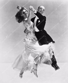 photo Rita Hayworth Fred Astaire dancing You Were Never Lovelier 1154-33