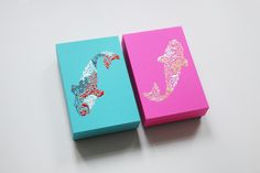 Fishion Chinese New Year Pocket by BLOW — The Dieline - Package Design Resource