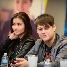 👑👑King and Queen of the Gil👑👑 So gwapo mo Quenito…