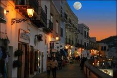 Ponza, Italy by JanaToo