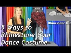 Looking to add some pop to your students' dance costumes? Check out these tips on how to apply rhinestone designs for some show-stopping outfits. Cute Dance Costumes, Belly Dance Costumes, Halloween Costumes, Dance Mom Shirts, Hip Hop Dance Outfits, Dance Pants, Jazz Pants, Samba Costume, Costume Patterns