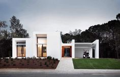 La Pineda modern villa by Jaime Prous Architects - CAANdesign | Architecture and home design blog