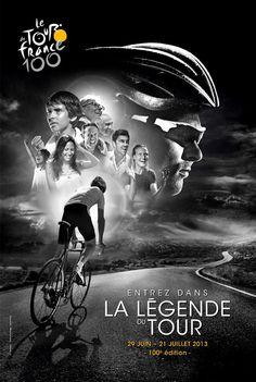 Tour de France 2013 poster