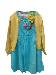 Bengh per Principesse Dress, Cardigan & Shirt  Vintage necklace