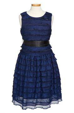 turó parc 'Nina' Dress (Little Girls & Big Girls) available at #Nordstrom  From Nordstorm