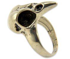 Baby Bird Skull Ring | Uncovet