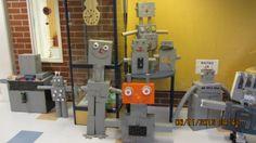 robotti projekti Robot, Robots