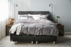Helmi, Isku Home Bed, Inspiration, Furniture, Home Decor, Biblical Inspiration, Decoration Home, Stream Bed, Room Decor, Home Furnishings