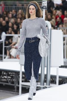 Chanel Autumn/Winter 2017 Ready to Wear Collection