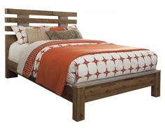 Cinrey Queen Size Bed