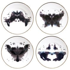 and the matching plates. awesome! (via culture label)