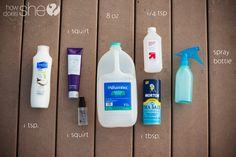 Sea Salt Spray DIY | How Does She...