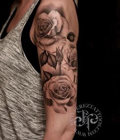 Rose Tattoo More