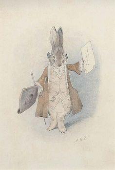 Beatrix Potter Peter rabbit