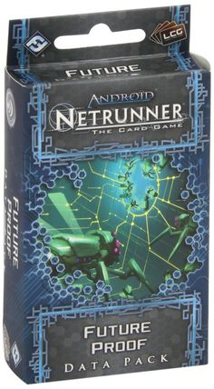 Android Netrunner Future Proof - £11.15 delivered