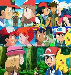 Something is different about Ash and Serena. Still ash and misty are best.