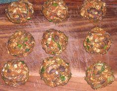 Paddington Mushroom Burger Mixture