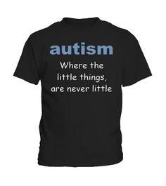 AUTISM KIDS SHIRTS  Funny Autism T-shirt, Best Autism T-shirt
