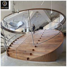 Merdivenler de sıradışı olmayı hakediyor! Ofisinize farklı merdiven dizaynları ile hareket getirebilirsiniz… #merdiven #stairs #design #office #designideas #officedesign