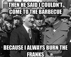 Oh Hitler.....