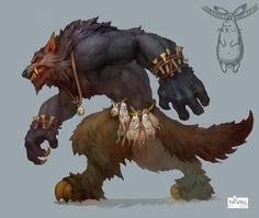 Concept of a creature or an intelligent race of a different planet that looks…