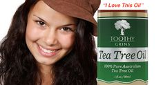 I was inspired to create this image by a review I read on our tea tree oil... I hope you like it.