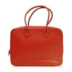 Hermes Red Epsom Plume Bag http://www.consignofthetimes.com/product_details.asp?galleryid=7973