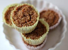 Pumpkin Quinoa Muffin Recipe